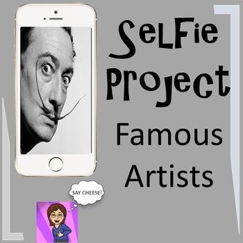 Selfie Project: Artists
