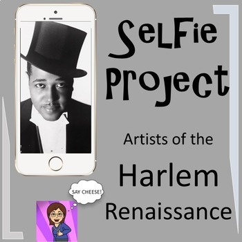 Selfie Project: Artists of the Harlem Renaissance