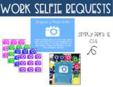 Selfie Requests