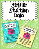 Selfie Stick Station: Dojo