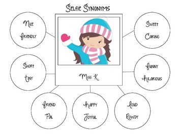 Selfie Synonyms