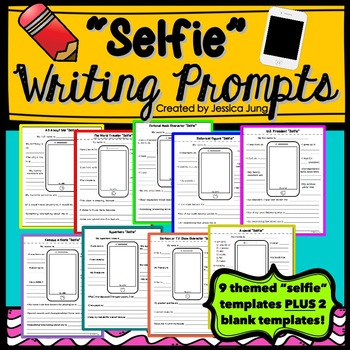 Selfie Writing Prompts