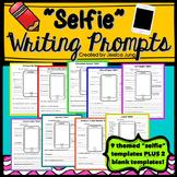 Selfie Writing Prompts