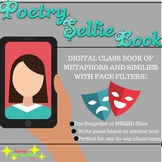 Selfie Poetry with Similies and Metaphors (EDITABLE)