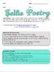 Selfie Poetry with Similies and Metaphors (EDITABLE)