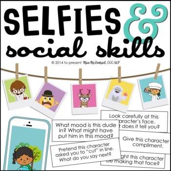 Selfies and Social Skills