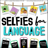 Language Therapy Game: Selfies for Language Expression