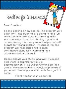 Goal Setting: Selfie for Success