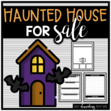 Sell This Haunted House   Writing Activity