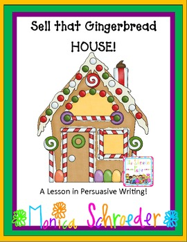 Sell that Gingerbread  HOUSE!