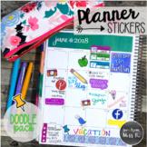 Seller Planner Stickers: Doodle Pack