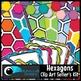 Patterned Clip Art Kits (Bundle)