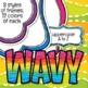 Wavy Clip Art Kit