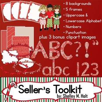 Seller's Toolkit - Faded Red by Shelley M. Holt