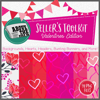 Seller's Toolkit - Valentines Edition