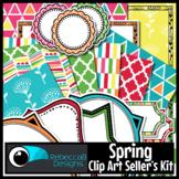 Clip Art Kit Spring