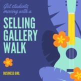 Selling Gallery Walk