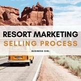 Selling Process Resort Script Project