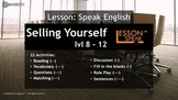 Selling Yourself lvl 8 - 12 (Distance Learning)