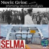 Selma (2014) Movie Questions