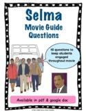 Selma Movie Questions Civil Rights