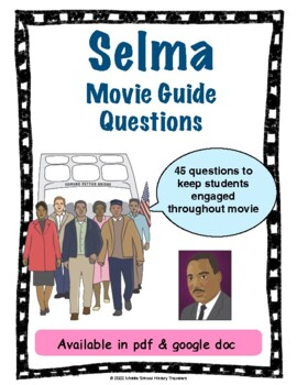 Selma Movie Questions Civil Rights