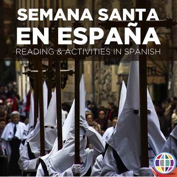 Semana Santa en España: Images with description in Spanish and more