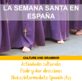 Semana Santa in Spain/Teaching Directions