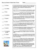 Semana Santa y Pascua (Holy Week & Easter) Internet Search Activity