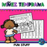 Semana de la Niñez Temprana (SPANISH)