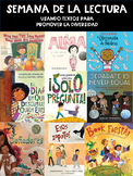 Semana de la lectura- Read Across America in Spanish