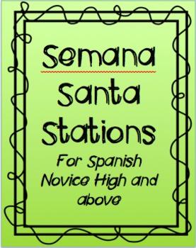 #SemanaSanta Stations