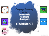 Semantic Feature Analysis: Visual Support Starter Kit for Language Processing