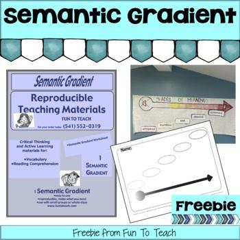 Semantic Gradient