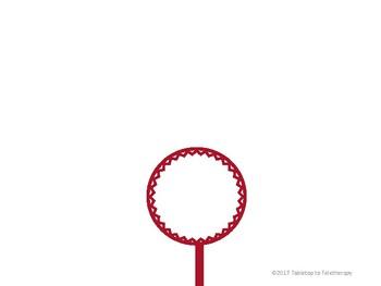 Semantic Relationship Bubbles! (Set One)