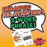 Semantic Relationships (Fall: Action-Locative)