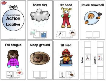 Semantic Relationships (Winter: Action-Locative)