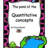 Semantics - Quantitative concepts