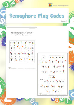 Semaphore Flag Codes