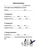 Semester Goal Contract