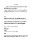 Semester Overview Unit Plans