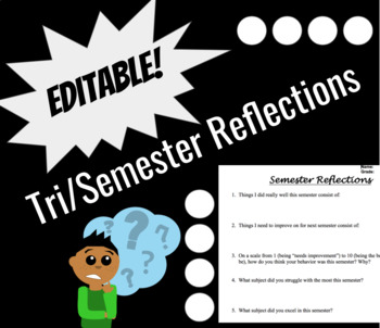 Trimester/Semester Reflections