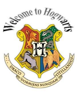 Semester Review Harry Potter Theme World History