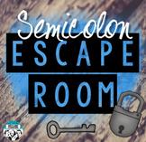 Semicolon Escape Room