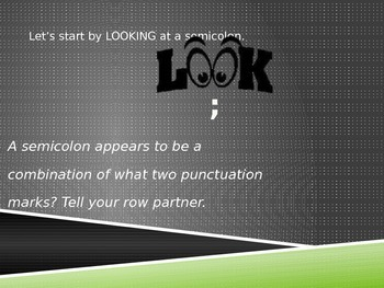 Semicolons: What Do I DO With Them?