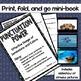 Mentor Sentences-Semicolons, Colons - Middle-High School -