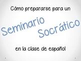 Seminario Socrático / Socratic Seminar for IB, AP, Honors