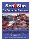 SenSim: The Senate in a Classroom