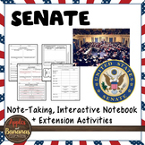 Senate Interactive Note-taking Activities