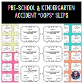 Send Home Accident Slips